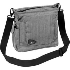 KlickFix Allegra Fashion Handlebar Bag, szary